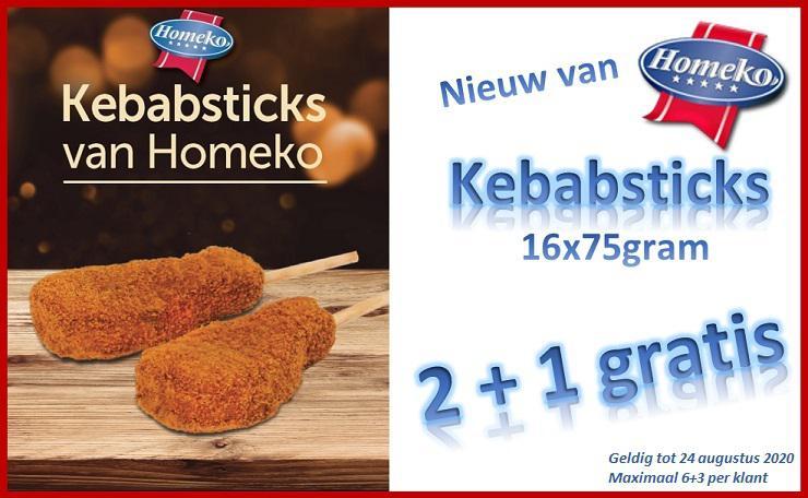 Homeko kebabsticks