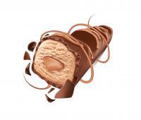 Kinder bueno ice cream bar