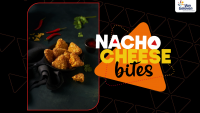 Nacho Cheese Bites