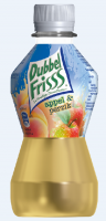 Dubbelfris appel/perzik pet fles