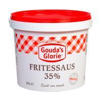 Fritessaus 35% original (rode deksel)