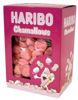 Chamallows aardbeibollen