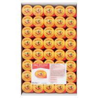 Appelstroopcups rinse
