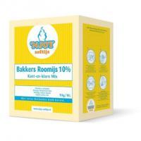 IJsmix bakkers roomijs 10%