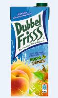 Dubbelfris appel/perzik