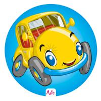 Kids druppelvangers auto