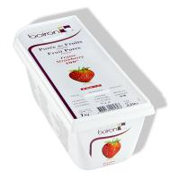 Aardbeien puree