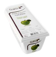 Groene appel puree