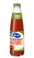 Tomatensap glazen flesjes