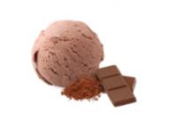Chocolade roomijs