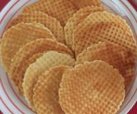 Friso Ronde wafels 9cm