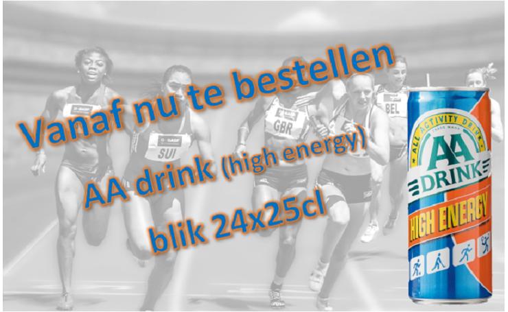 AA drink blik
